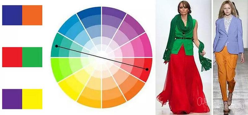 цвета – это схема,