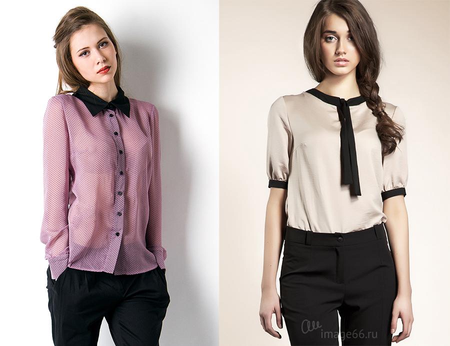 Чем отличается блузка от блузона и топа? | Блог стилистов Алгоритмы имиджа