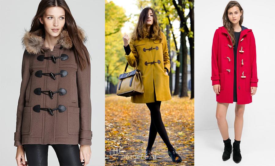 Дафлкот очень удобный и модный элемент гардероба