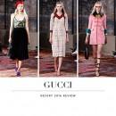 Коллекция Gucci (Гуччи) лето 2016