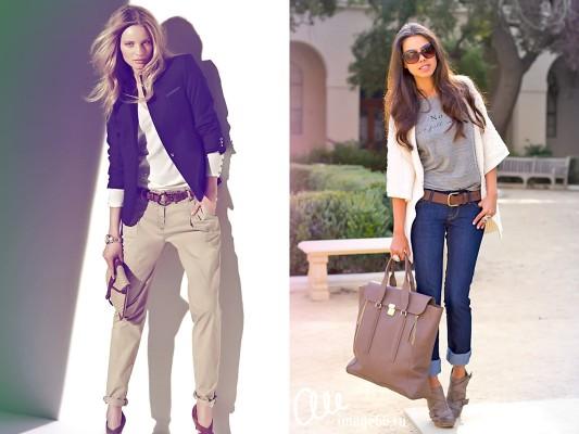 Девушки одеты по цветотипу и стилевому типажу