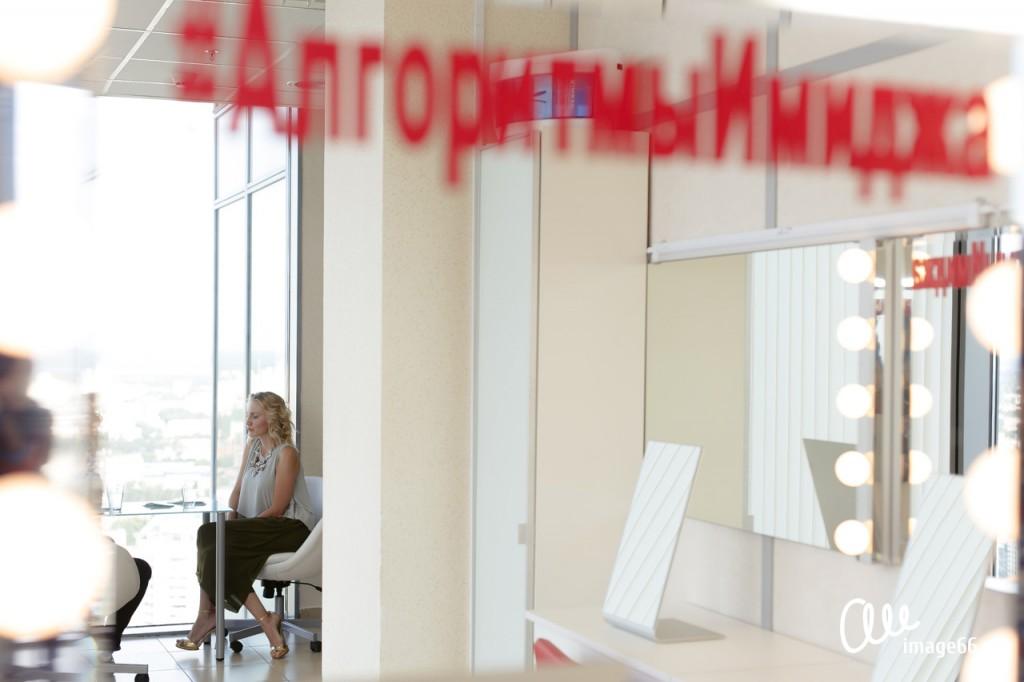Стилист компании Алгоритмы имиджа Юлия Мурадян