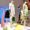 маникены в музее Louis Vuitton в Аньере