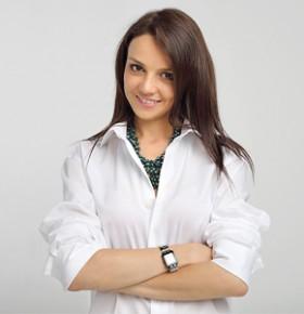 Деловая, успешная, молодая бизнес-леди