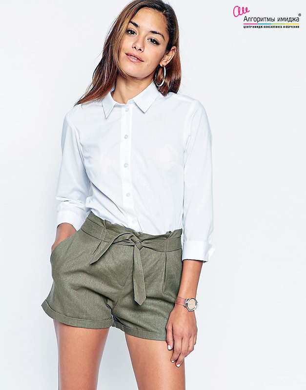 d595049d539 Базовый элемент гардероба — белая рубашка. Популярные модели и ...