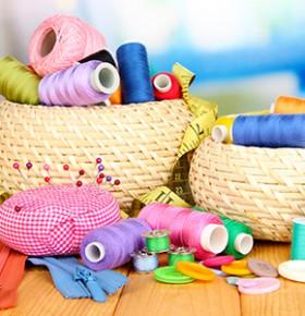 Швейные принадлежности для шитья