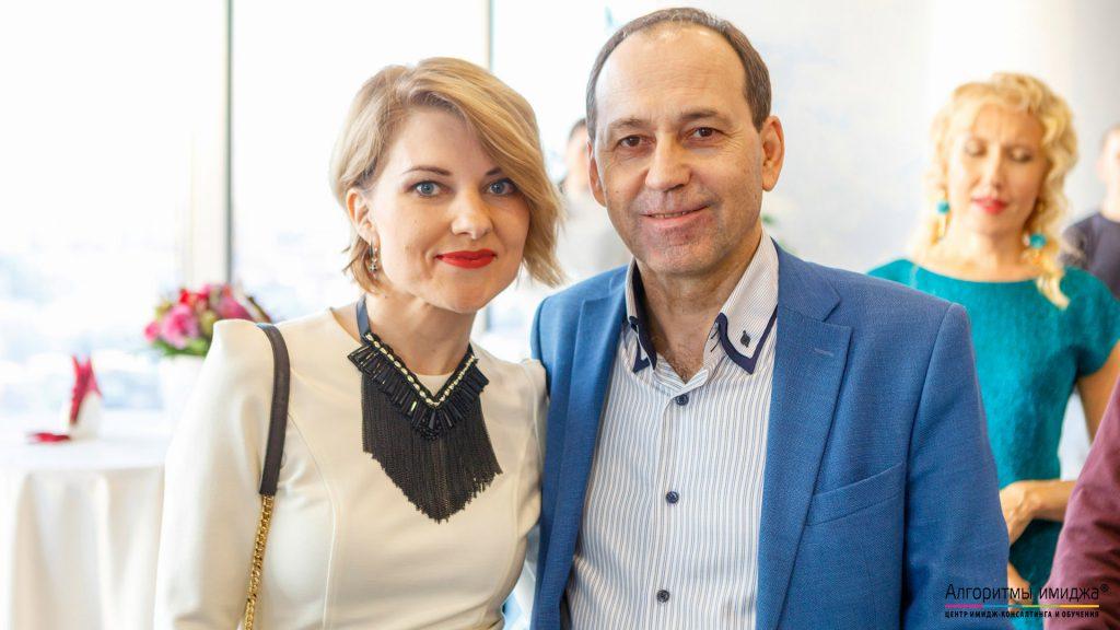 Елена и Владимир Мотчаные