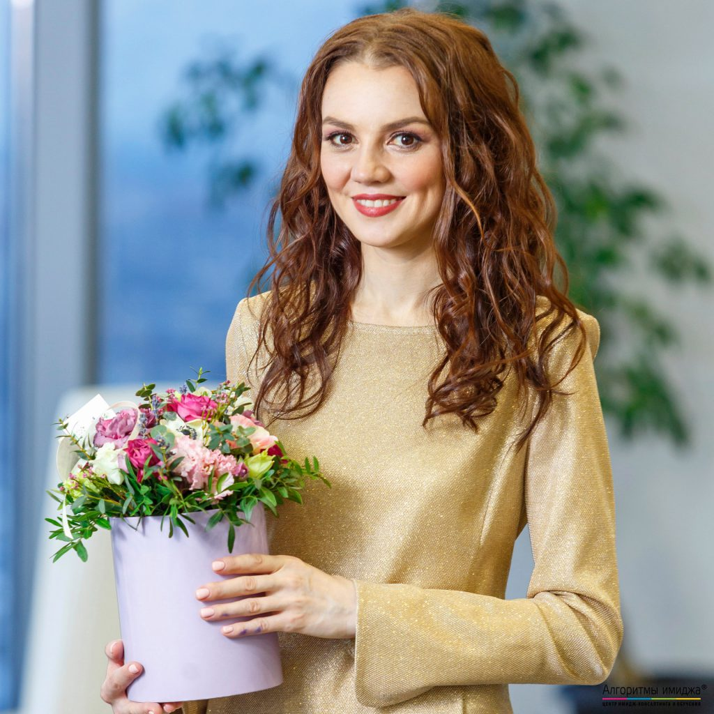 Полина Шкаленкова портрет